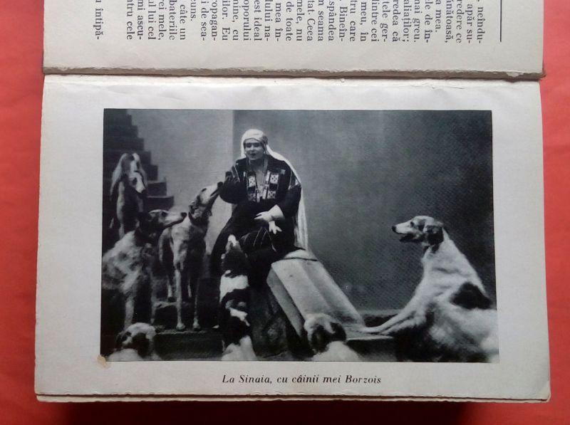 Povestea vietii mele, Regina Maria-5