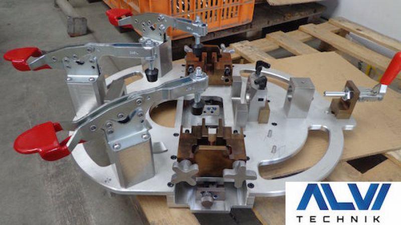 Prelucrari mecanice  Strunjire CNC   Frezare CNC   Alvi Technik-1