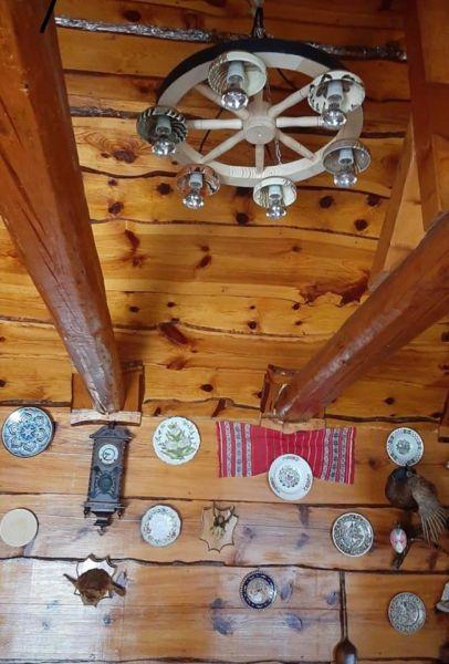 Produc lustre rustice din lemn -4