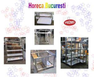 Producator rastele, suporti cuptoare, mobilier inox