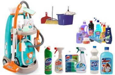 Produse de curateni si dezinfectie
