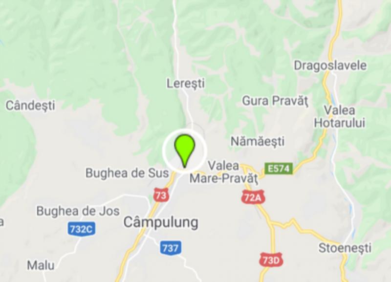 Proprietar Vand teren intravilan 800 mp  Campulung Muscel-2