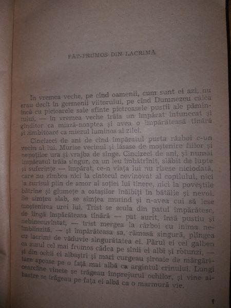 Proza literara - M. Eminescu (edit. Minerva),1981-3