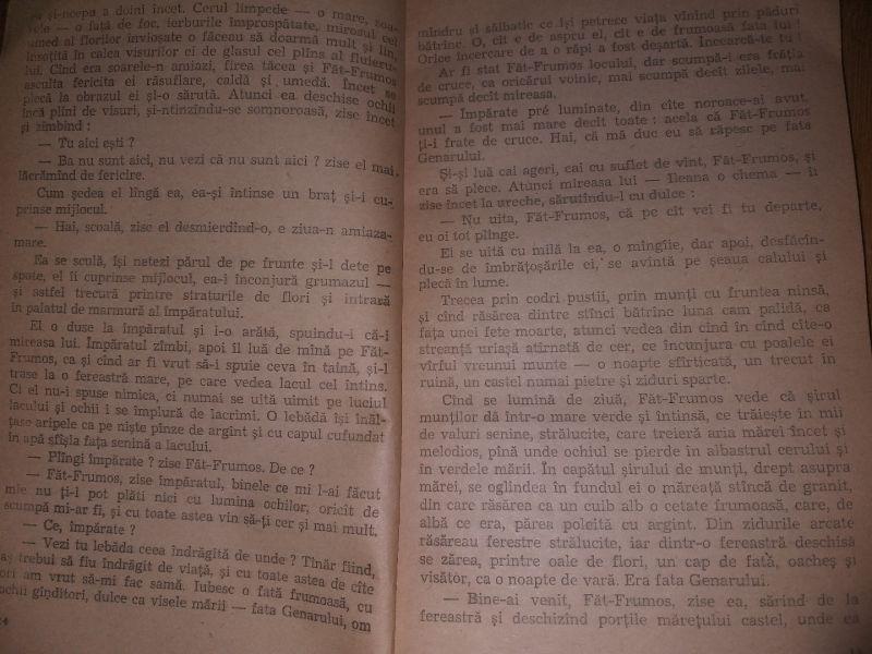 Proza literara - M. Eminescu (edit. Minerva),1981-4