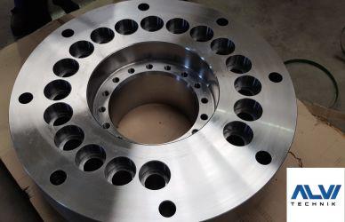 Realizare Piese Unicat| Strunjire CNC | Frezare CNC | Alvi Technik