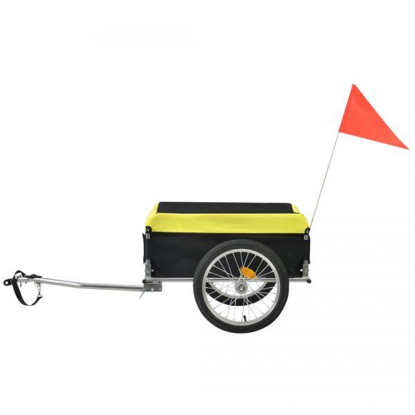 Remorca bicicleta transport bagaje ABBT-3151, 130 x 65 x 50 cm-5