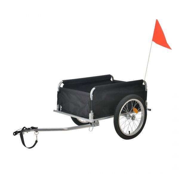 Remorca bicicleta transport bagaje ABBT-3151, 130 x 65 x 50 cm-6