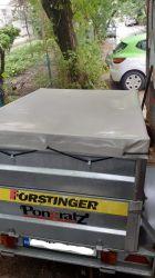 Remorca Pongratz 500kg