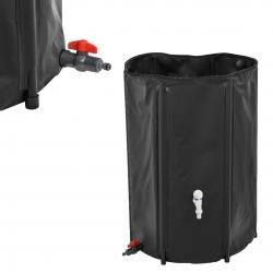 Rezervor apa de ploaie AALE-3902, 250 L, 80 x 98 cm, 500D PVC