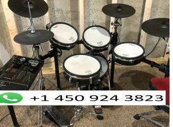 Roland V-Drums Seria V-Pro TD-30K-S Set de baterii electronice TD30 KD