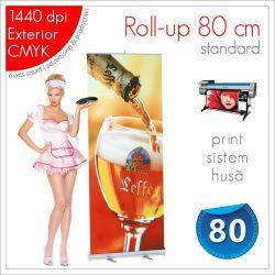 Roll-up 80 x 200 cm Standard