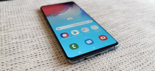 Samsung Galaxy S10 5G, 256/8 gb ram super pret
