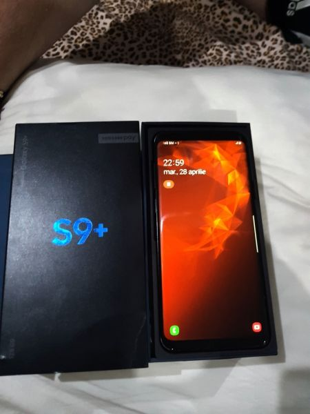 Samsung Galaxy S9 Plus 128GB Dual Sim-1