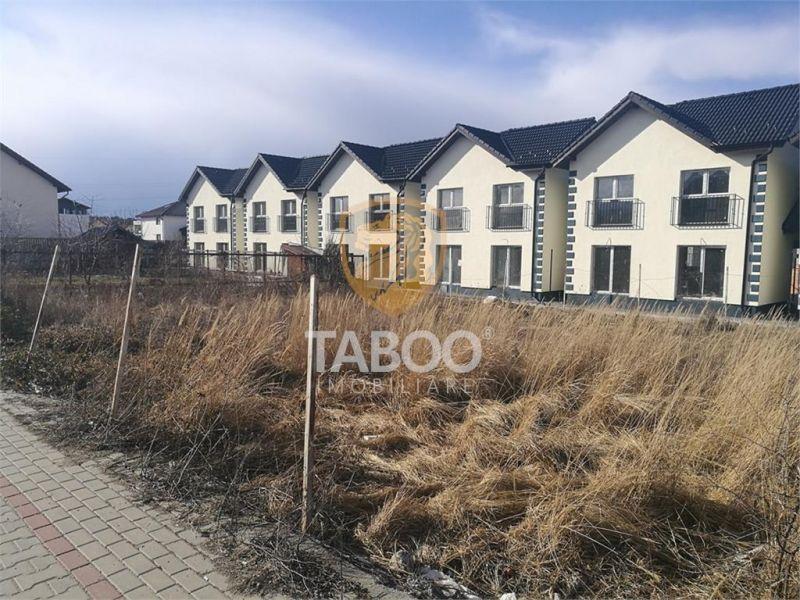Se vinde o casa individuala cu garaj pe Calea Cisnadiei Comision zero-1