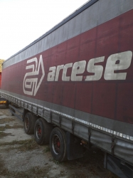 Semiremorca prelata Mega - Schmitz Cargobull 90 mc. 3000 euro