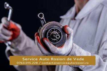 Service Auto Rosiori de Vede. Reparatii automobile. Statie ITP. RCA
