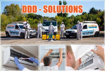 SERVICII DDD- DEZINFECTIE, DEZINSECTIE, DERATIZARE