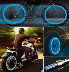 SET 2 LEDURI Lumini pentru roti valva , leduri cu senzori și baterii