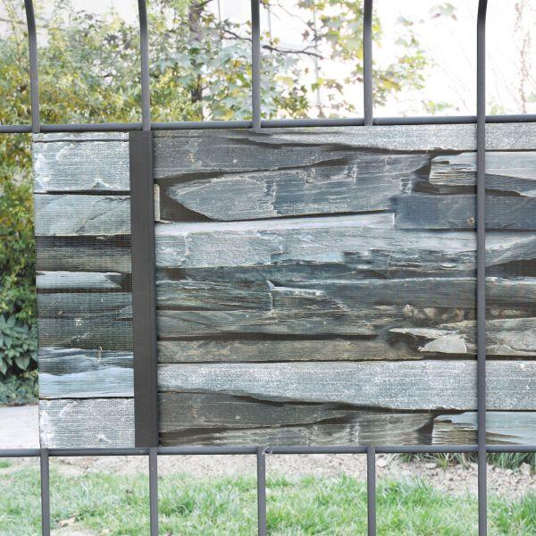 Set 4 bucati role folie gard protectie vizuala, 4 x 35 m/ 7 m², PVC-2