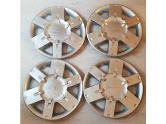 Set capace roti DACIA R15