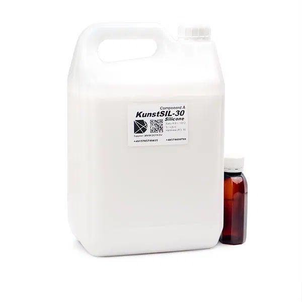 Silicon de condensatie RTV cauciuc siliconic lichid bicomponent 1 kg-1