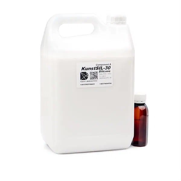 Silicon de condensatie RTV cauciuc siliconic lichid bicomponent 5 kg-1