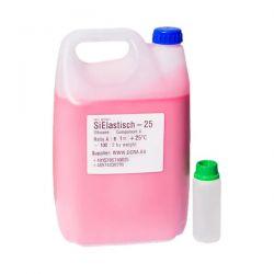 Silicon de condensatie RTV cauciuc siliconic lichid bicomponent 5 kg
