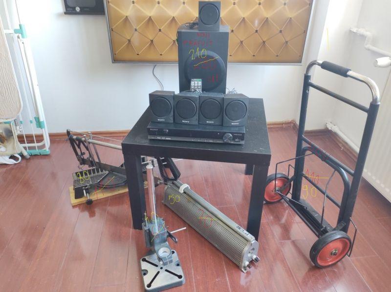 Sistem audio Sony, nou-1