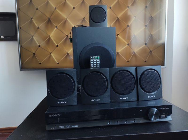 Sistem audio Sony, nou-3
