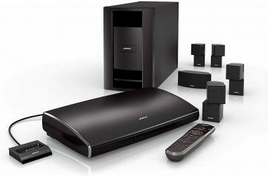 Sistem de boxe Bose Acoustimass 10 Series II Home Theater - Negru