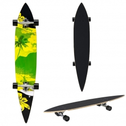 Skateboard lung-pintail longboard / 116 x 22 x 12 cm