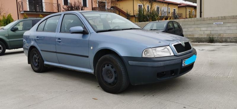 Skoda Octavia -1