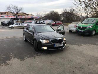 Skoda superb euro5