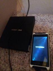Smartphone  HOMTOM