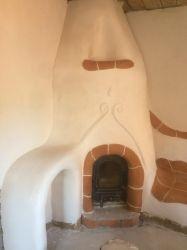 Sobe rustice si cuptoare de paine