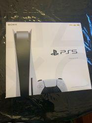 Sony PlayStation 5 Blu-Ray Edition +18328019816