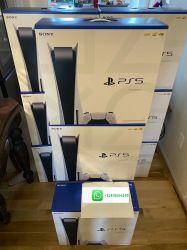 Sony Playstation 5 Digital Version