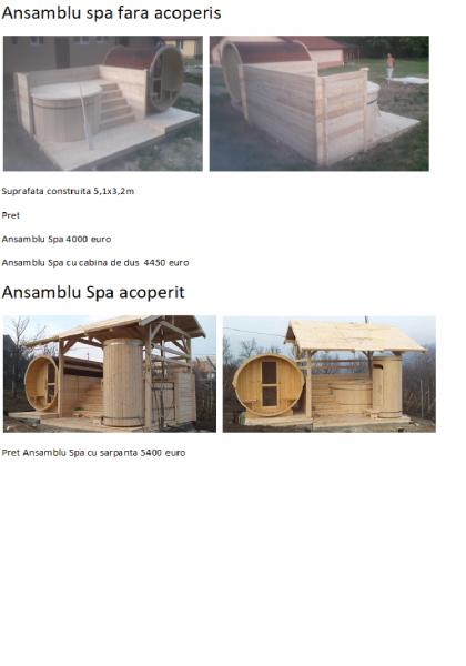 SPA din lemn,ciubar din lemn,,sauna din lemn,cabina de dus din lemn,ch-8