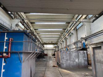Spatii industriale pentru depozitare / productie pana la 2000 mp