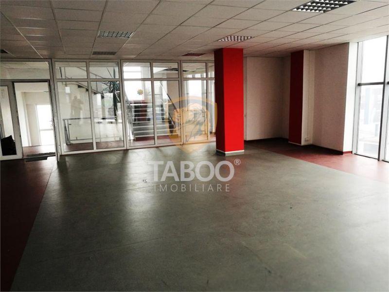 Spatiu comercial de inchiriat cu 5 camere in Sibiu zona Alba Iulia-1