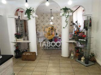 Spatiu comercial de vanzare cu 3 camere in Sibiu zona Calea Dumbravii