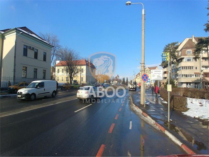 Spatiu comercial de vanzare in zona Spitalului Judetean Sibiu-1