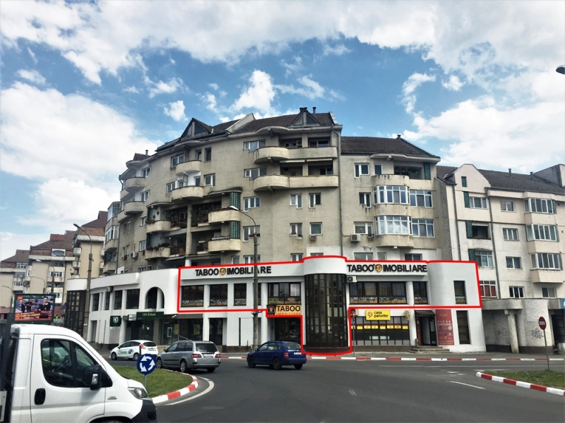 Spatiu comercial in Sibiu de vanzare 280 mp utili zona Turnisor-1