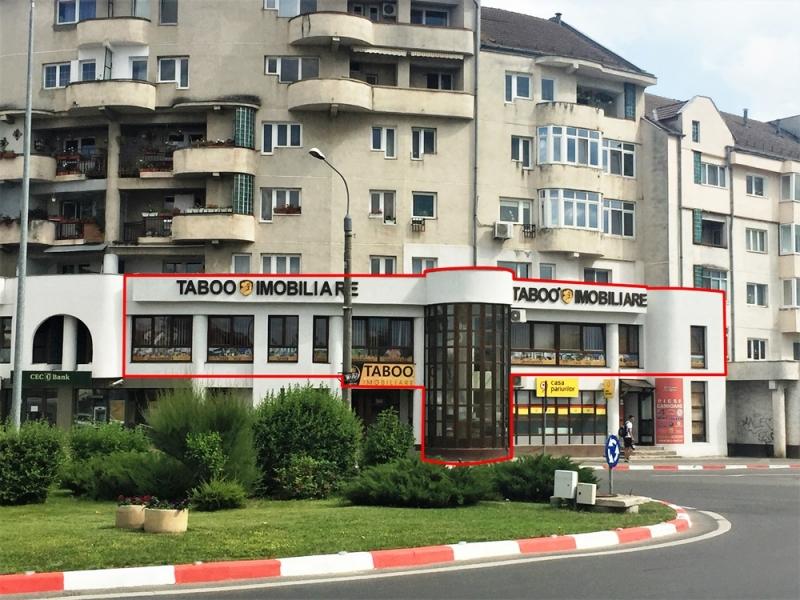 Spatiu comercial in Sibiu de vanzare 280 mp utili zona Turnisor-2