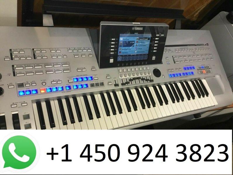 Stație de lucru Yamaha Tyros 5 76-Keys cu toate accesoriile-2