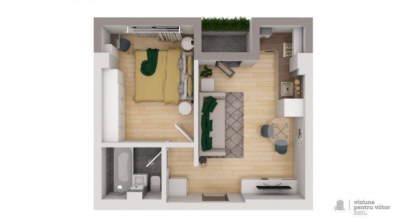 Studio Militari - Coloseum Residence finalizat-1