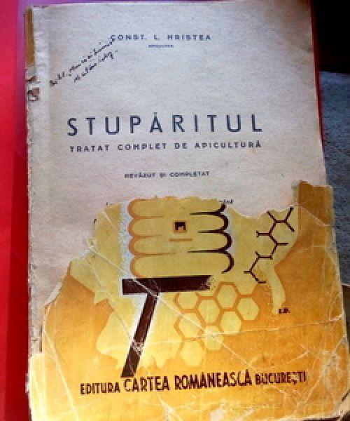 Stuparitul, Constantin Hristea, 1947, Prima Editie-1