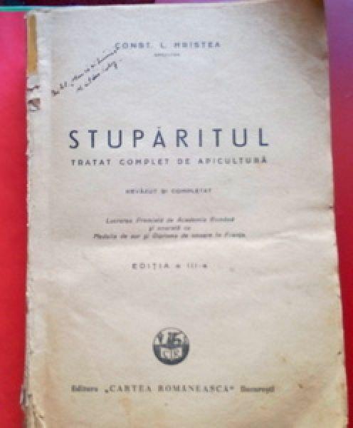 Stuparitul, Constantin Hristea, 1947, Prima Editie-3