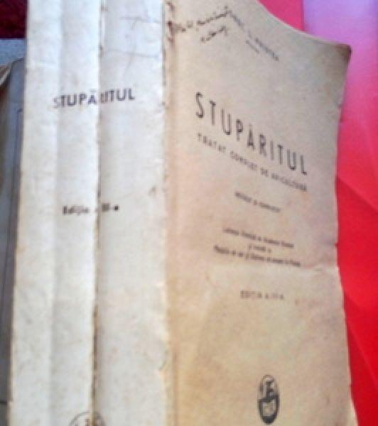 Stuparitul, Constantin Hristea, 1947, Prima Editie-4