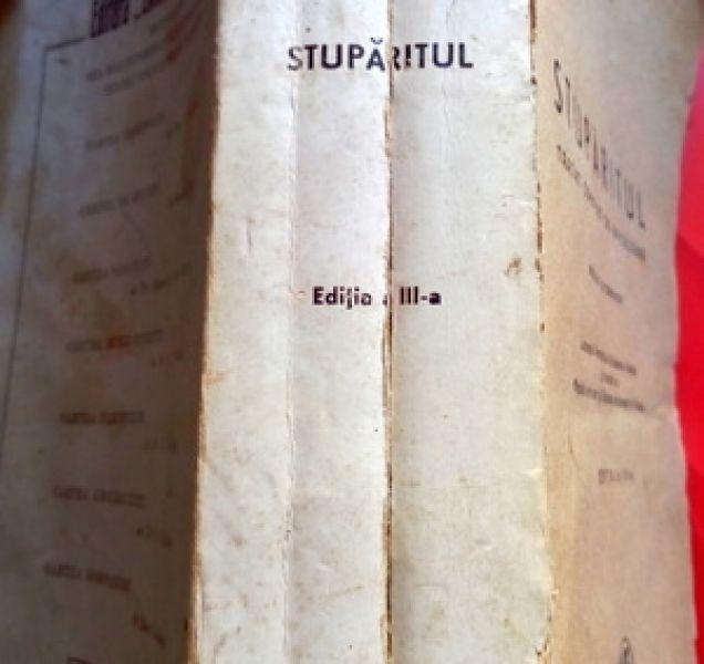 Stuparitul, Constantin Hristea, 1947, Prima Editie-5
